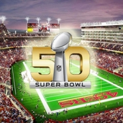50e édition du Super Bowl
